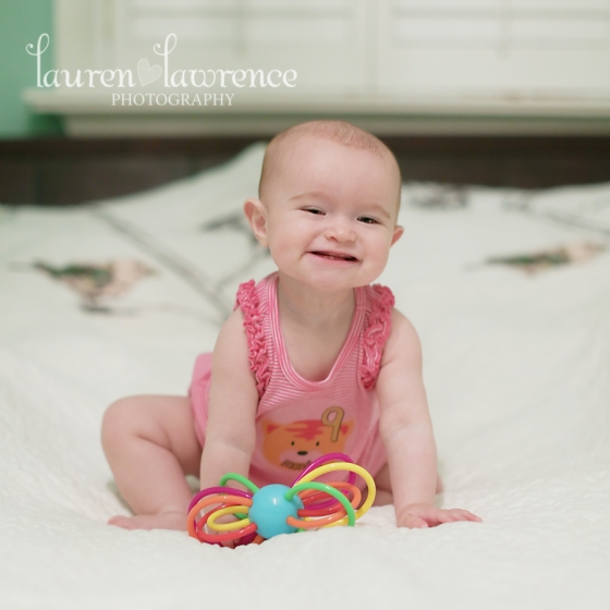 Baby Photographer 9 Months