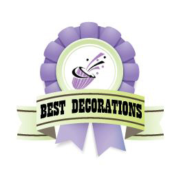 Lauren Lawrence Photography Best Decorations Badge